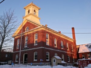 Machias Court House
